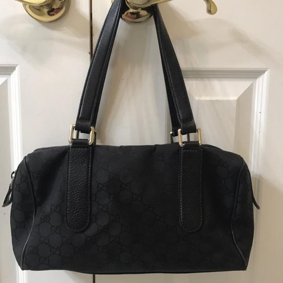 ce6c8178966a Gucci Handbags - 💥SALE💥GUCCI SIGNATURE GG CANVAS BOSTON BAG